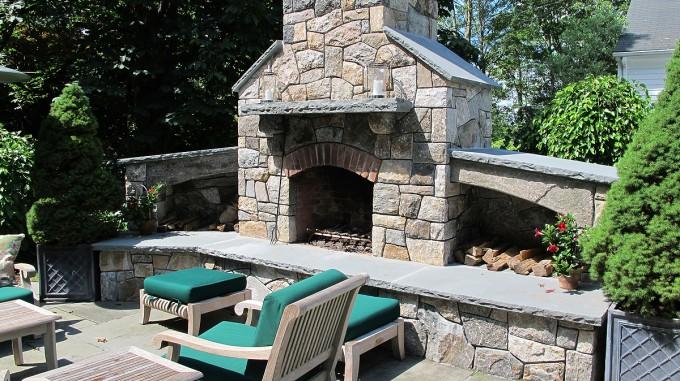 outdoor fireplaces firepits - Outdoor Fireplaces