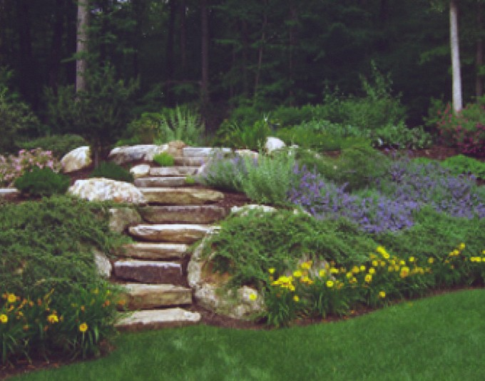 100 Landscaping With Boulders