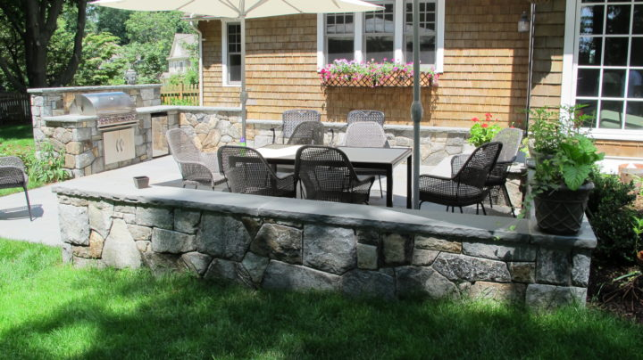 Patios Femia Landscaping