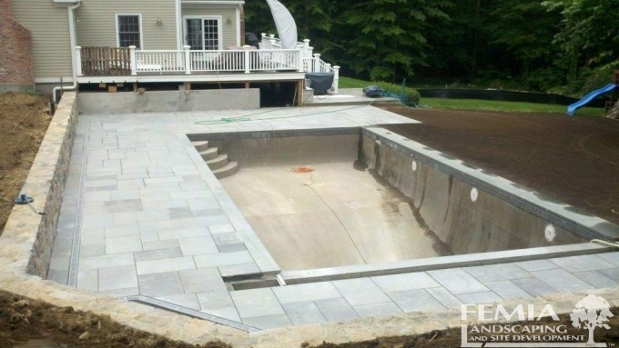 Home Drainage Systems Amp Waterproofing Femia Landscaping