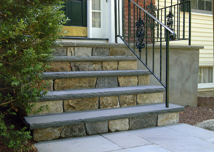 Front Of House Landscape Ideas Curb Appeal Walkways